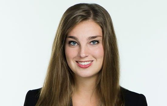 headshot of Sara Strohmaier